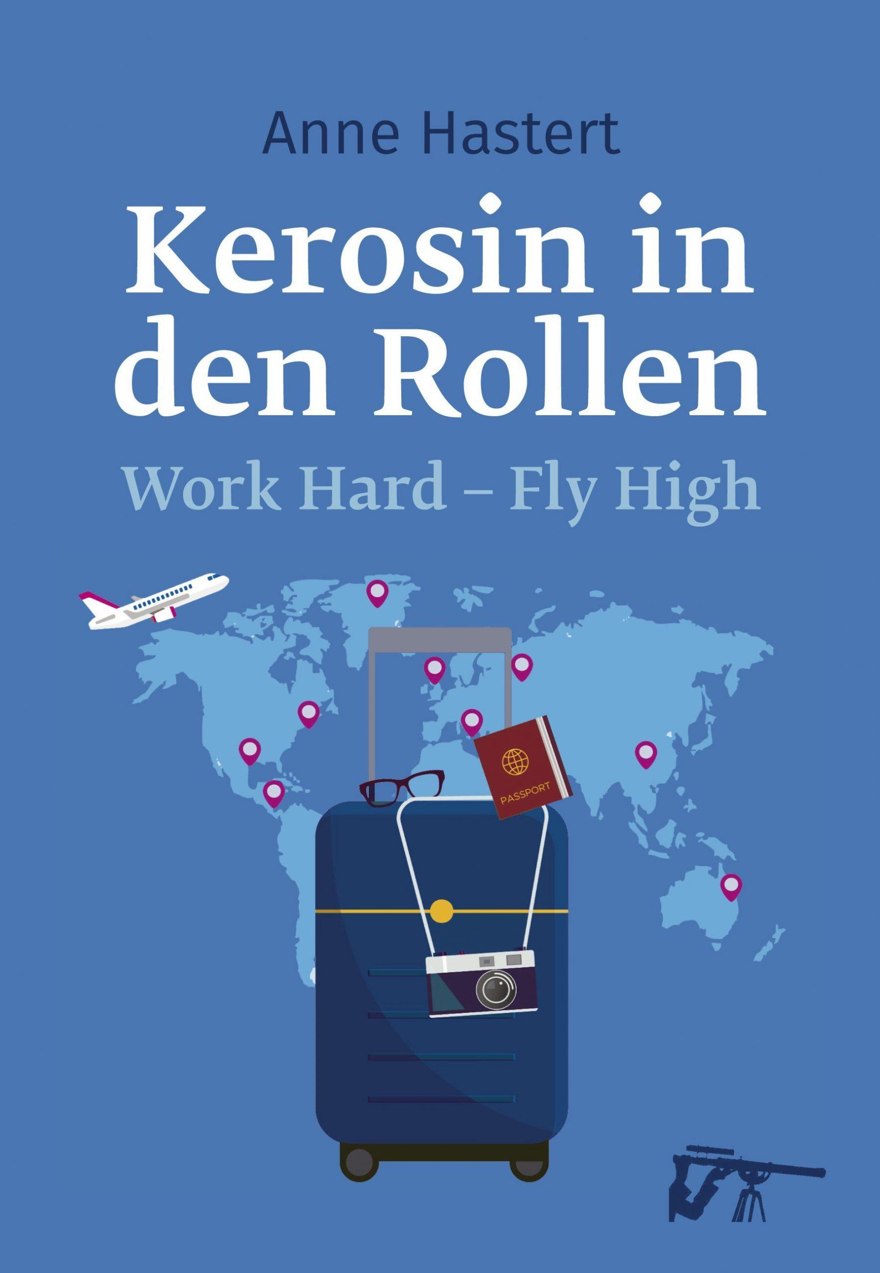 Das cover des Buches Kerosin in den Rollen | Bücher